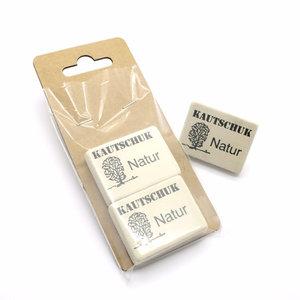 Ecobos Gum natuurrubber 2 stuks