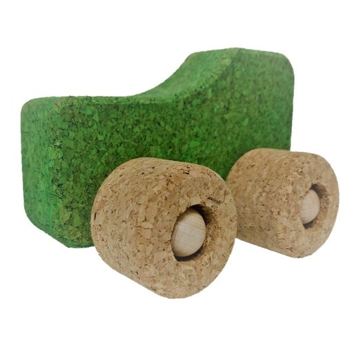 KORXX kurk blokken Korxx Traktor C groen van kurk