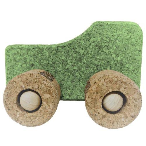 KORXX kurk blokken Tractor C groen