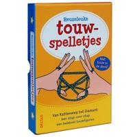Uitgeverij Deltas Touwspelletjes -touwfiguren maken