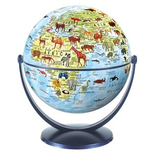 Kinder wereldbol 15 cm