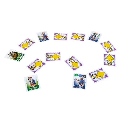Spoorzoeken, een spel voor speurneuzen