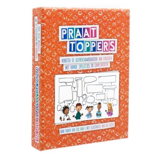 Filosovaardig - de Filosofiejuf Filosovaardig Praattoppers met 30 coachkaarten