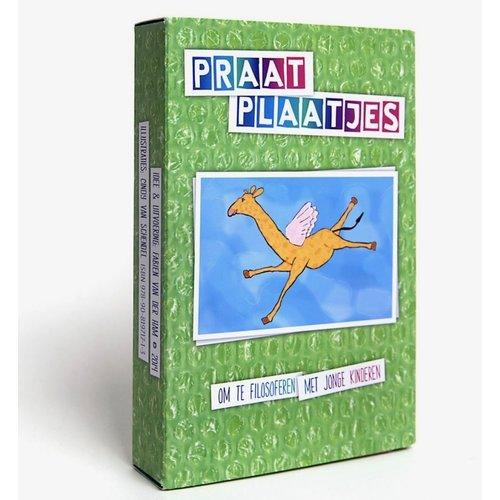 Filosovaardig - de Filosofiejuf Filosovaardig Praatplaatjes vanaf 3 jaar