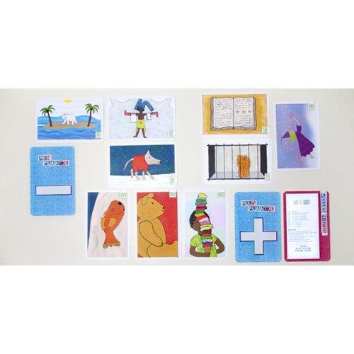 Filosovaardig - de Filosofiejuf Praatplaatjes zijn prachtige beeldkaarten om te filosoferen met jonge kinderen