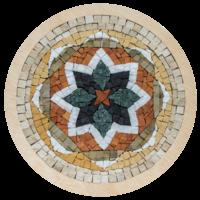 Mosaicbox - mozaiek Mandala 7