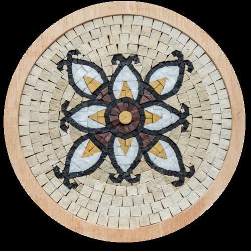 Neptune Mosaic Mosaicbox - mozaiek Mandala 5