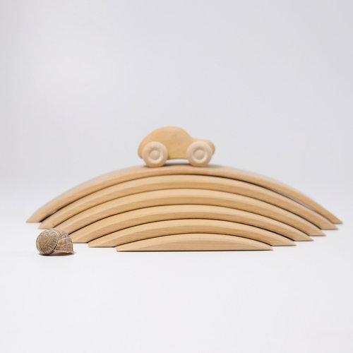 Grimms houten speelgoed Grimms Brug naturel