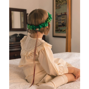 Sarah's Silks speelzijde Sarah's silks hoofdkrans bos