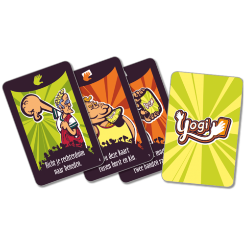 999 Games 999Games Yogi actie- en beweegspel