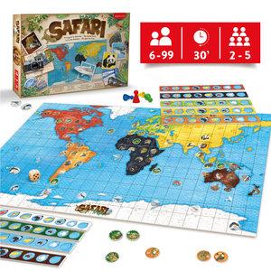 Juegoconmigo Safari - het spel der dieren