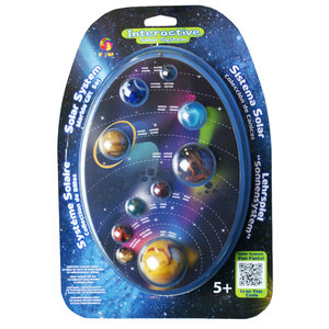 Knikkers zonnestelsel