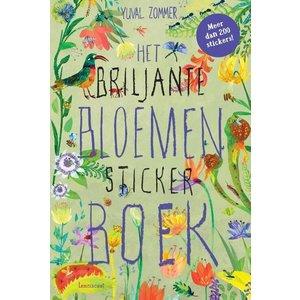 Lemniscaat Het briljante bloemen stickerboek
