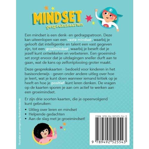 Pica Uitgeverij kinderboeken Pica Uitgeverij Mindset gesprekskaarten