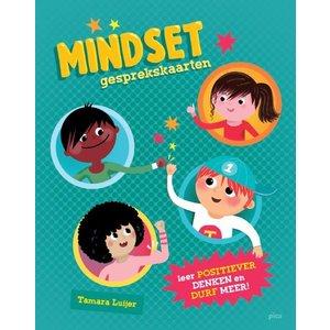 Pica Uitgeverij kinderboeken Mindset gesprekskaarten