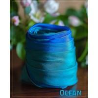 Sarah's Silk Earth speelzijde oceaan