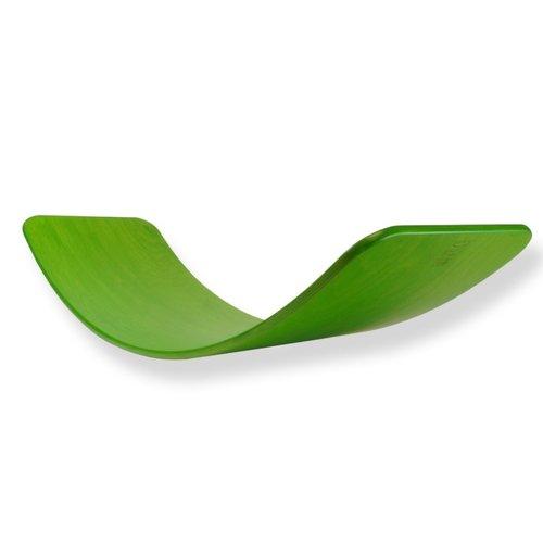 TicToys ecologisch beweegspeelgoed Das Brett flexibel balansbord groen