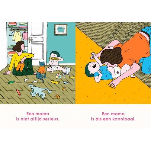 Boycottbooks Boycott Uitgeverij - een mama is als een huis