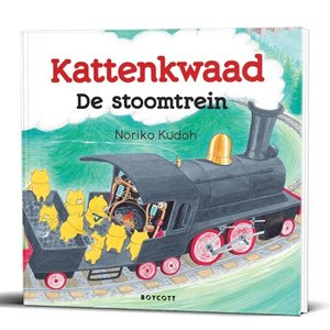 Boycottbooks Kattekwaad De stoomtrein