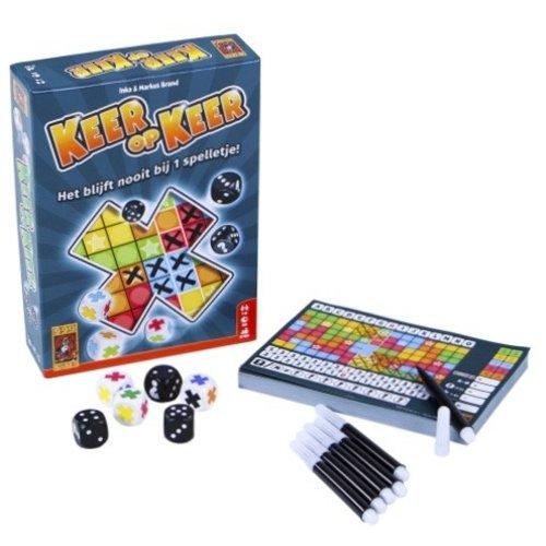 999 Games 999 Games Keer op Keer