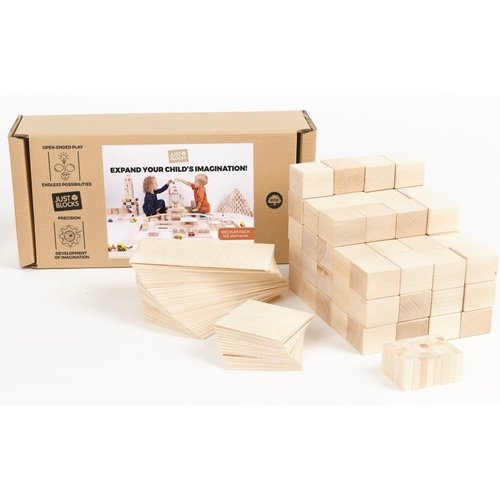 Just Blocks Just Blocks medium 166 stuks