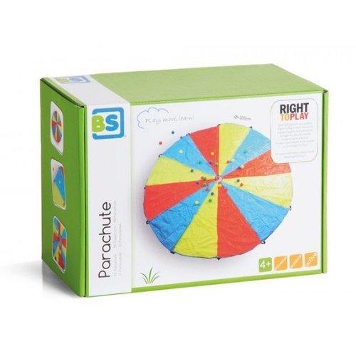 BS Toys BS Toys Parachute samenwerkingsspel