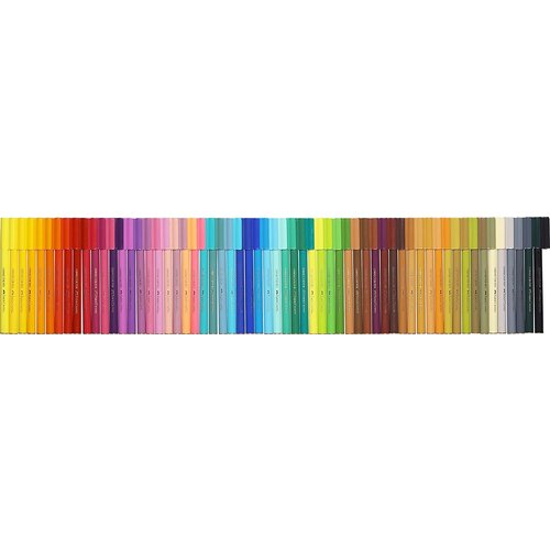 Viltstift Faber Castell Connector 60 stuks in koffer
