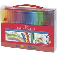 Viltstift Faber Castell Connector 60 stuks