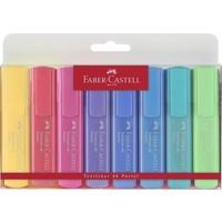 Tekstmarker Faber Castell 8 stuks