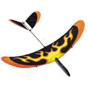 HQ vliegspeelgoed HQ Air glider 40 - fire