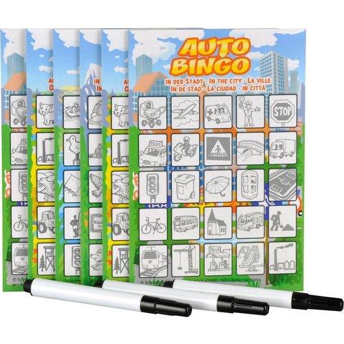 999 Games Autobingo reisspel
