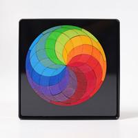 Grimms Mini magneetpuzzel kleurenspiraal
