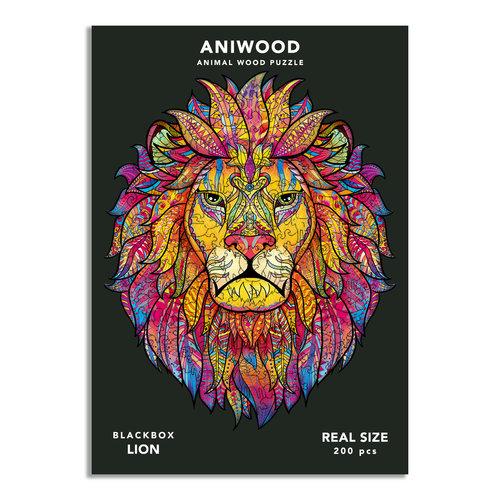 Aniwood Aniwood puzzle lion large