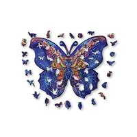 Aniwood puzzel vlinder large