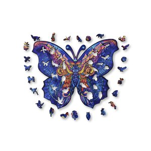 Aniwood Aniwood puzzel vlinder large