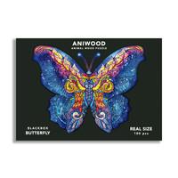 Aniwood puzzel vlinder small
