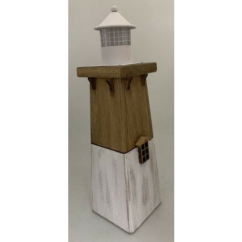 Papoose Toys Papoose Toys - Wooden lighthouse