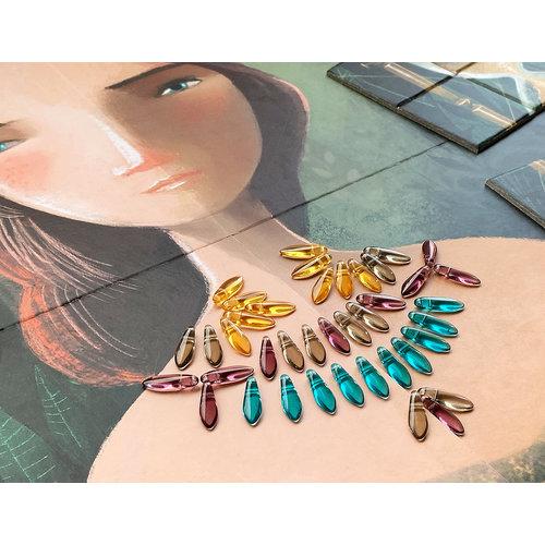 Marbushka fairtrade spellen De verloren halsketting - samenwerkingsspel