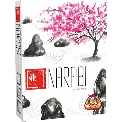 White Goblin Games spellen Narabi