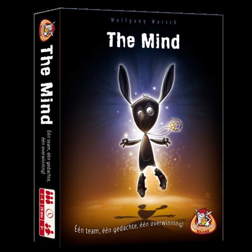 White Goblin Games spellen The Mind