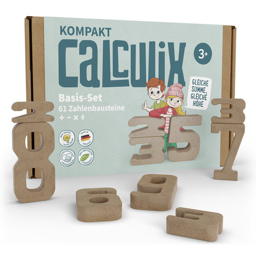 Calculix Calculix Compact rekenblokken