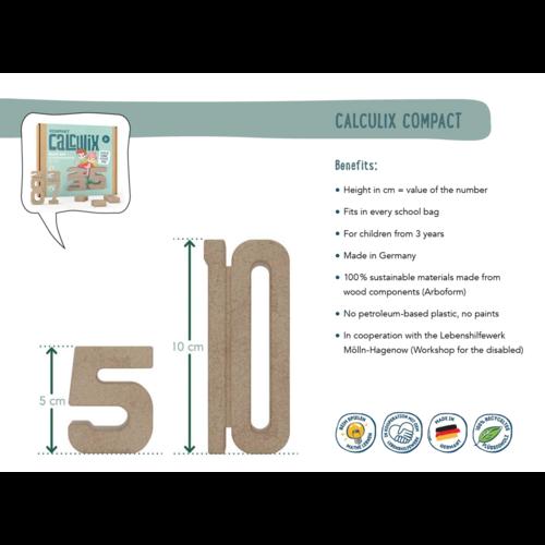 Calculix Calculix Compact  rekenblokken van Arboform