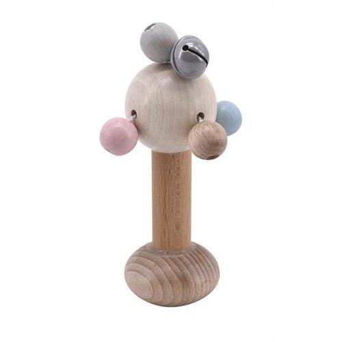 Voggenreiter kindermuziekinstrumenten Rammelaar boom - Tic Toc