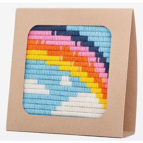 Sozo DIY DIY borduren - Regenboog