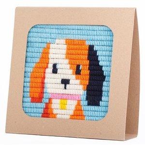 Sozo DIY Sozo Borduurset  hondje