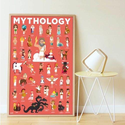 Poppik Poppik Discovery poster Mythologie