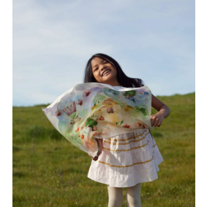 Sarah's Silks speelzijde Mini speelzijde Flower Fairy