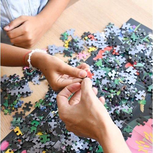 Poppik Puzzel Botanic1000 stukjes