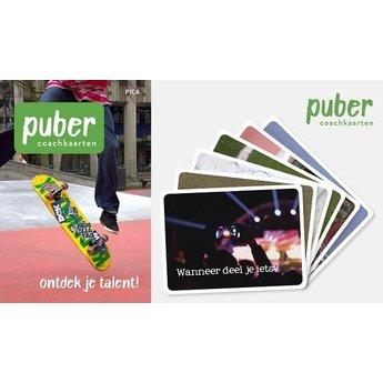 Pica Uitgeverij kinderboeken Pubercoachkaarten - Coachkaarten voor pubers