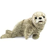 Folkmanis handpop zeehond